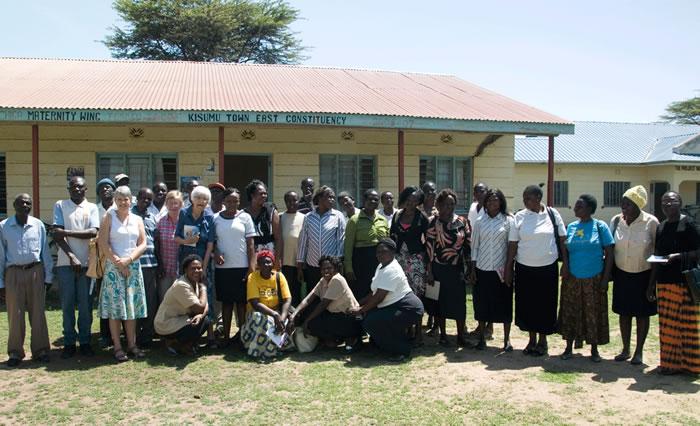 Kisumu Community Health Workers Kenya
