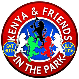 Kenya in the Park 2016