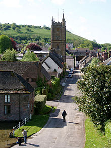 A visit to St Mary's Church, Cerne Abbas