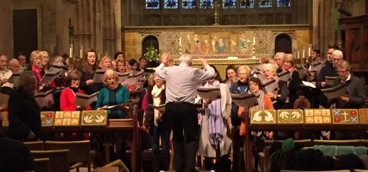 'Malaika Voices' – a concert in aid of HCK