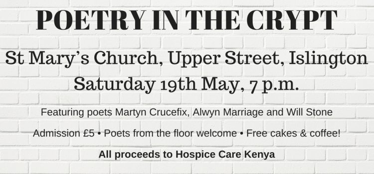 Poetry in the Crypt