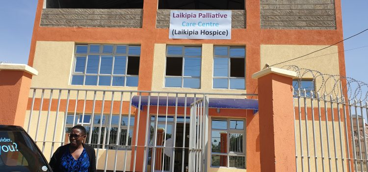 The new Laikipia Hospice