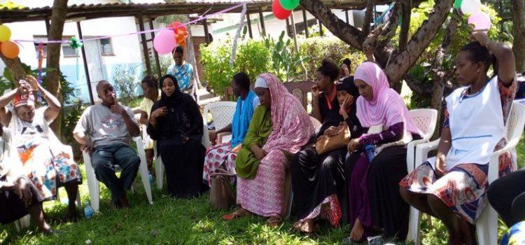 Reaching patients in Kalifi County