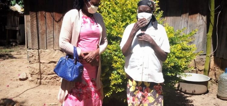Protecting the vulnerable from Covid-19 in Nanyuki