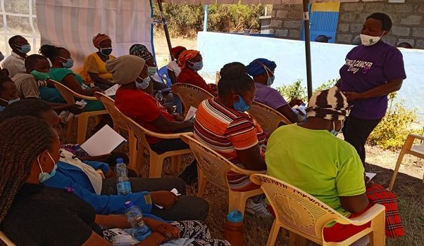 World Cancer Day screening in Laikipia County